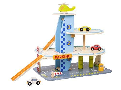 Classic World Parking Garage