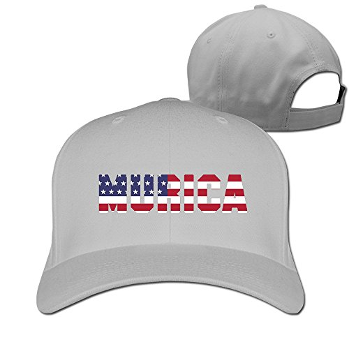 Murica Fourth Of July Usa Retro Vintage Style Adjustable, used for sale  Delivered anywhere in USA