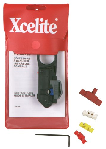 xcelite-3cskgn-3cgn-green-3-step-coaxial-wire-stripper-cassette-kit-010-to-030-stripping-range