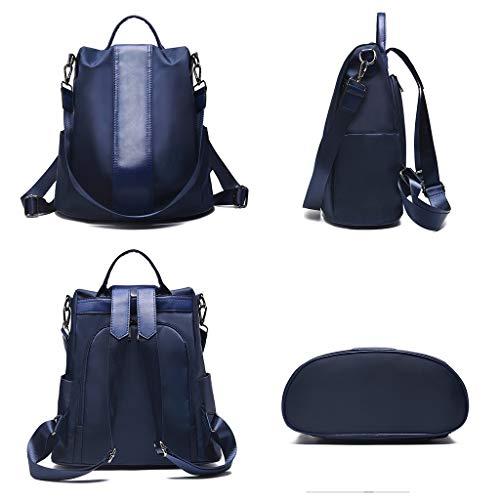 Couple Shoulder Messenger Bag Portable Sports Leisure Backpack Mobile Phone Bag by JSPOYOU