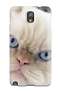 Durable Protector Case Cover With Persian Cats Hot Design For Galaxy Note 3