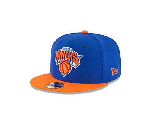 NBA New York Knicks Boys 9Fifty 2Tone Snapback Cap, One Size, Royal