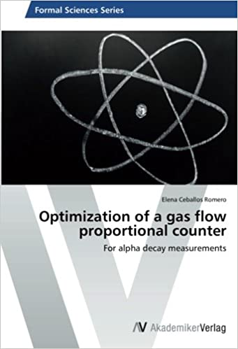 Optimization of a gas flow proportional counter: Amazon.es: Ceballos Romero Elena: Libros en idiomas extranjeros