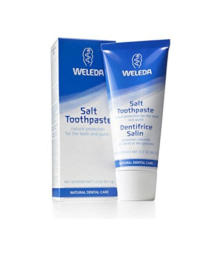 Weleda (Uk) Salt Toothpaste 75ml (2 Pack) (Uk Toothpaste)