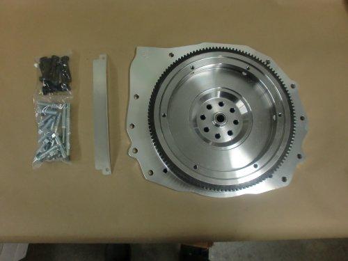 Kennedy Engineered Products Subaru to VW Adapter Kit W/ Flywheel 200mm 091 002 Mendeola to EJ20 EJ22 EJ25