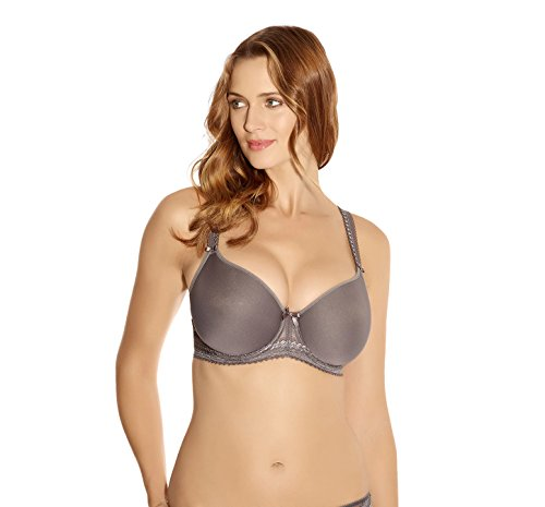 Fantasie Rebecca FL2024 Pewter UW Spacer Moulded Full Cup Bra (Full Moulded Cup Bra)