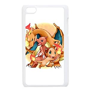 Charmander Pokemon Case for Ipod 4th Generation Petercustomshop-IPod Touch 4-PC01335