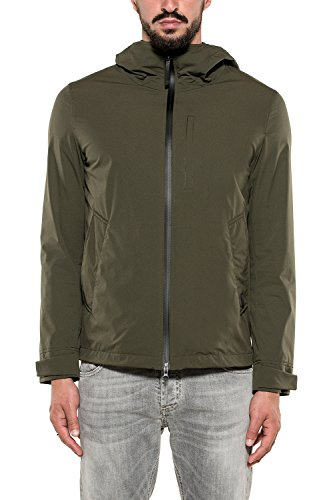 Giacca Outerwear Poliestere Woolrich Verde Uomo Wocps2665pr054161 Ta8wwqAx7