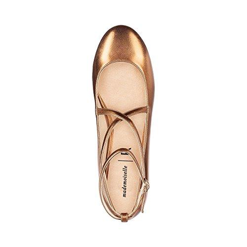 La Redoute Mademoiselle R Frau Ballerinas mit Riemen Gre 37 Gelb