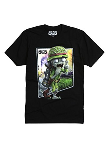 Price comparison product image Plants Vs. Zombies: Garden Warfare 2 Foot Soldier T-Shirt