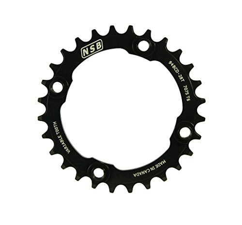 With Outer Position SRAM Truvativ X01 GXP Crankset Spider 1x11 Speed 94mm BCD