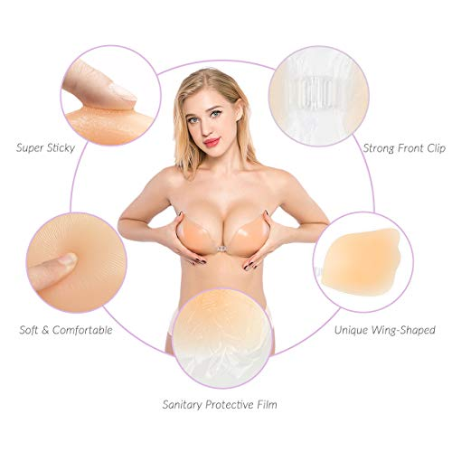 Buy strapless bra for d