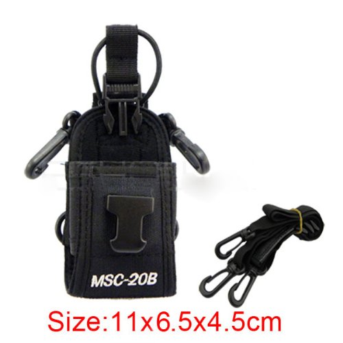 Tenq Multi-function Radio Case Holder for Kenwood Yaesu Icom Motorola HYT Baofeng Two Way Radio 4336302418
