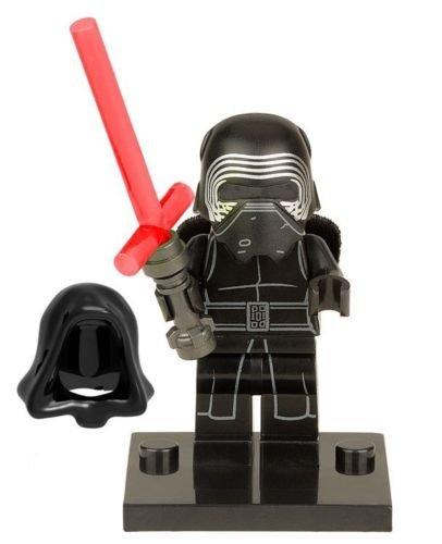 Baby Star Wars Costumes Australia (Shalleen Lot of 10pcs Set Kylo Ren Star Wars Lot Figures Kids Building Blocks Bricks Toys)