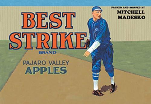 ArtParisienne Pajaro Valley Apples: Best Strike Brand 20x30-inch Canvas Print