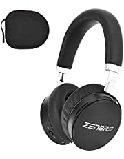 Bluetooth Headphones Wireless, ZENBRE H6 Foldable Bluetooth 4.2, Bass Portable Hi-fi Stereo with Noise Isolation, 20h Playtime Support Aptx and Hands-Free Calling, Carry Case …