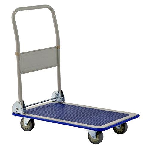 Muscle Rack FPC2918 Heavy Duty 330 lb. Capacity Folding Platform Cart, 11