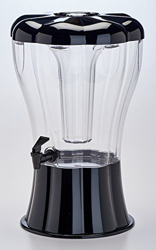 3.5 Gallon Break Resistant Beverage Dispenser with Ice Cone