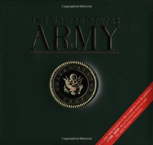 United States Army Scrapbook (Military Scrapbook Series) by Brand: Universe