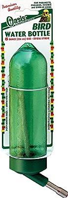OASIS BOA81012 Oasis Bird Food Bottle, 8-Ounce by Oasis