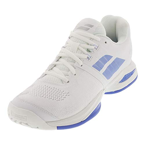 Babolat-Women`s Propulse Blast Tennis Shoes White and for sale  Delivered anywhere in USA
