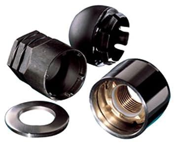 McGard 74040 Marina hélice Lock Set (M18 x 1,5 Rosca tamaño) - Honda/Yamaha/Suzuki - Juego de 1: Amazon.es: Coche y moto
