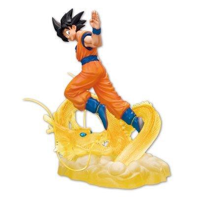 Choice Hen A Goku & Shenron lot of Dragon Ball Kai highest level most (japan import)