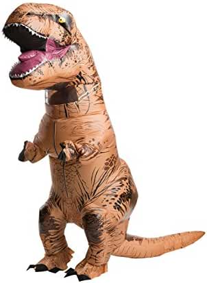 Rubie's Costume Co - Jurassic World Inflatable Adult T-Rex Costume