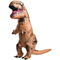 Rubie's Costume Co Men's Jurassic World T-Rex Inflatable Costume