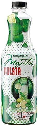 Mulata Concentrado Para Mojitos 1.5L