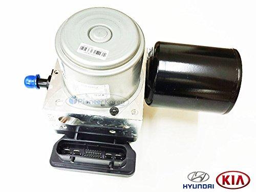 Abs Hydraulic Unit - ABS HYDRAULIC MODULE CONTROL UNIT 586204U001 FOR KIA OPTIMA K5 HYBRID 2011-2013
