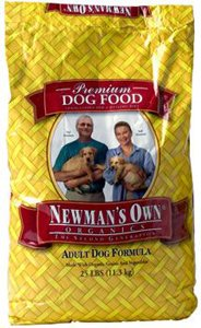 Newmans Own Organic Dog Adult Chicken & Rice, 4 lb