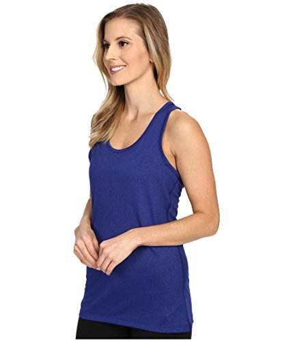 NIKE Women's Dry Balance Tank, Deep Royal Blue, Small