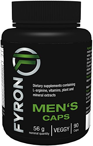 FYRON MENs - Fertility | Testosterone | Sperm - 90 capsules