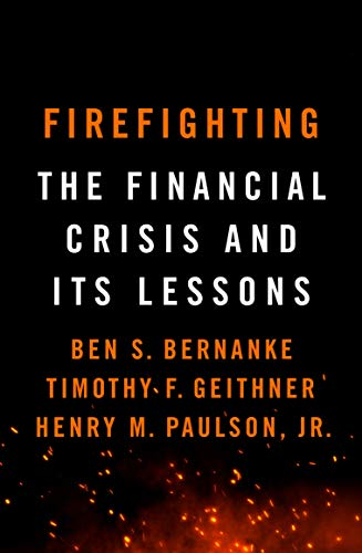 Firefighting por Ben S Bernanke