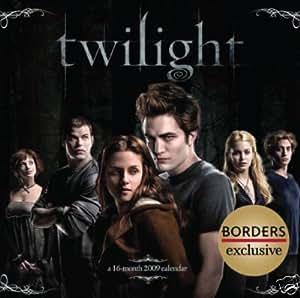 Twilight 2009 Movie Calendar