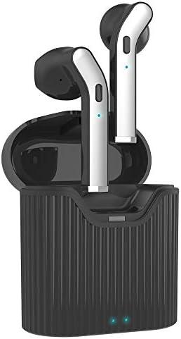 Wireless Earbuds, in-Ear Auto Pairing True Wireless Earbud, Stereo Wireless Earphones Bluetooth Android Sport TWS Earbud with Mic (Wireless)