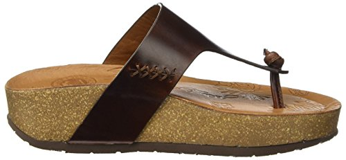 Panama Jack Women's Quinoa Clay Flip Flops Brown (Bark B1) buy cheap price sale 100% original official site online sale very cheap outlet locations sale online A8Efs