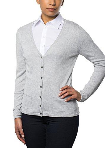 ETERNA Knit vest knit women uni gris