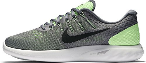 new concept 1bac3 63e40 Galleon - NIKE Men s Lunarglide 8 Running Shoe (7 D(M) US, Ghost Green Black Cool  Grey)