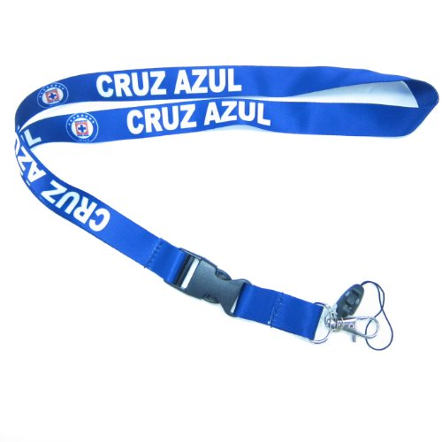 High quality Cruz Azul Lanyard for 2014 World Cup. (Azul Cruz World Cup)