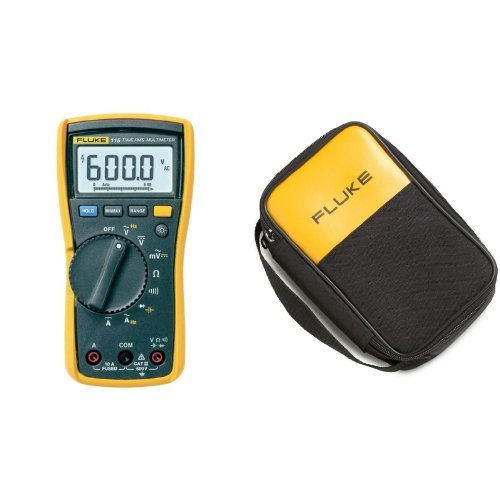 Wholesale Fluke 115 Compact True-RMS Digital Multimeter with Polyester Carrying Case