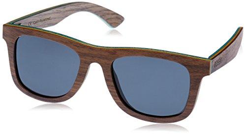 Ocean Sunglasses 54001.8 Lunette de Soleil Mixte Adulte, Marron