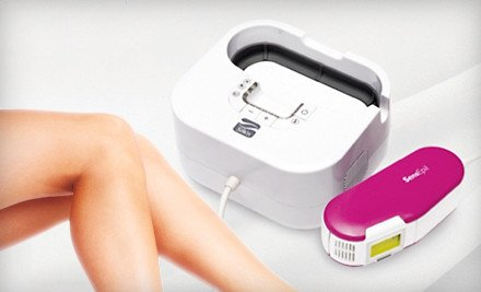 Silk'n SensEpil Face & Body Hair Removal Device + Free Bonus Cartridge ($45 Value) by Silk'n