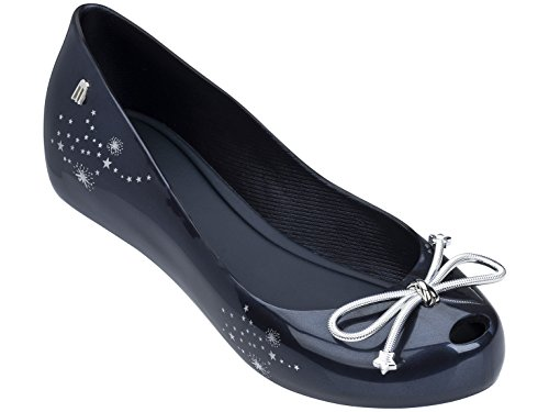 Tacón Blue midnight De Con Ultragirl Punta 6591 Zapatos Para Abierta Elements Melissa Mujer qwpZfavWIw