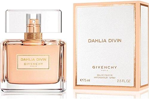 fecf76da4 Amazon.com : Givenchy Dahlia Divin Eau de Parfum Spray for Women, 2.5 Ounce  : Beauty