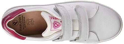 Pablosky 259608 - Zapatillas Unisex Niños Blanco