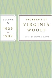 com essays of virginia woolf vol  the essays of virginia woolf vol 5 1929 1932