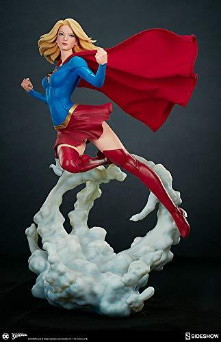 41OpFRb2P3L Sideshow DC Comics Supergirl Premium Format Figure Statue by Stanley 'Artgerm' Lau