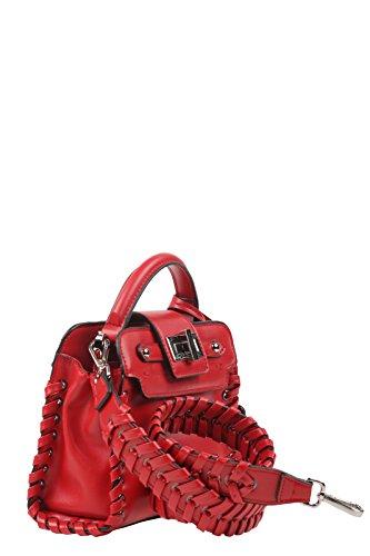 la carrie bag - Bolso al hombro para hombre rojo rojo